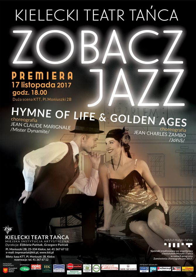 ZOBACZ JAZZ. HYMNE OF LIFE & GOLDEN AGES