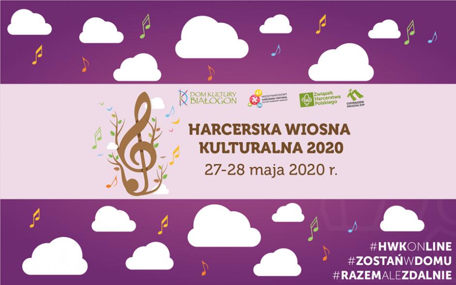 W środę rusza Harcerska Wiosna Kulturalna Online