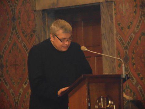 Ksiądz Pawlukiewicz w Kielcach